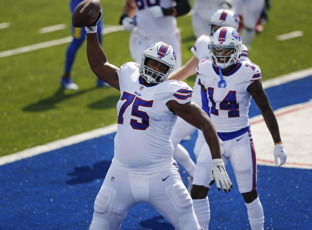 Thriller in Buffalo: Bills schlagen die Rams am 3. Spieltag