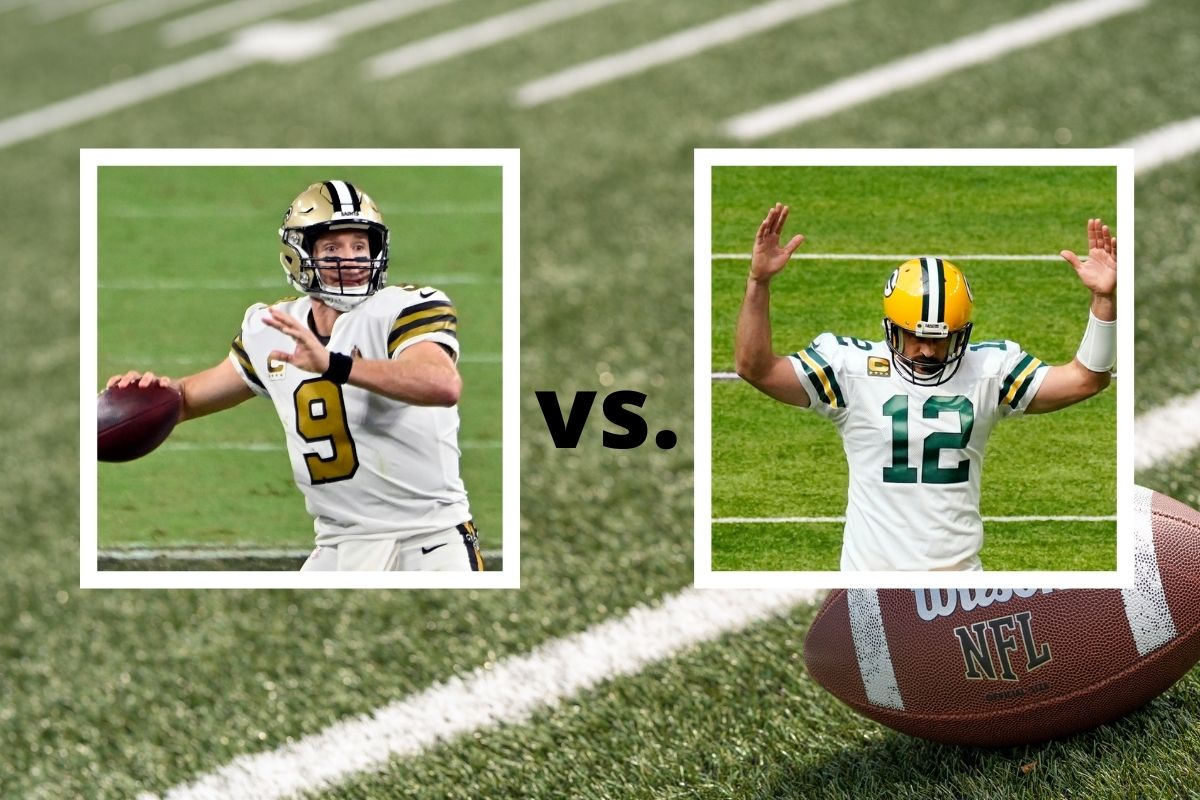 NFL Spieltag 3: Saints vs. Packers