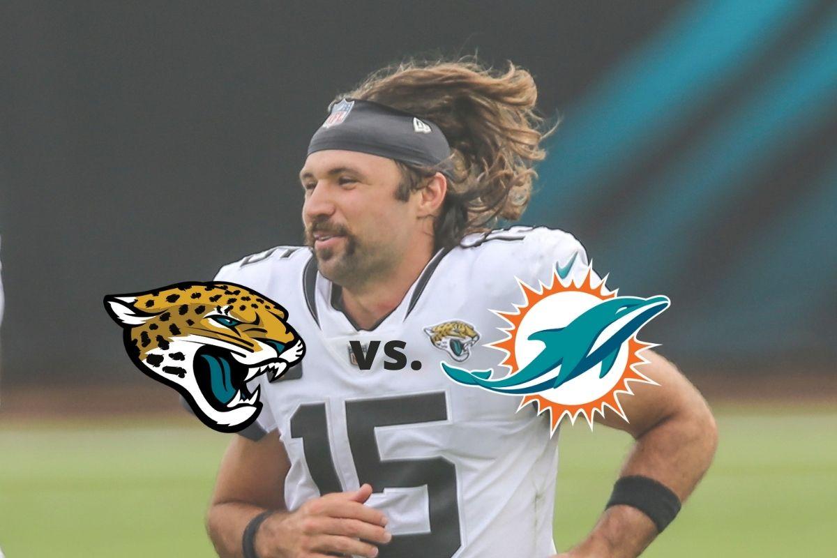 Jacksonville Jaguars treffen auf die Miami Dolphins