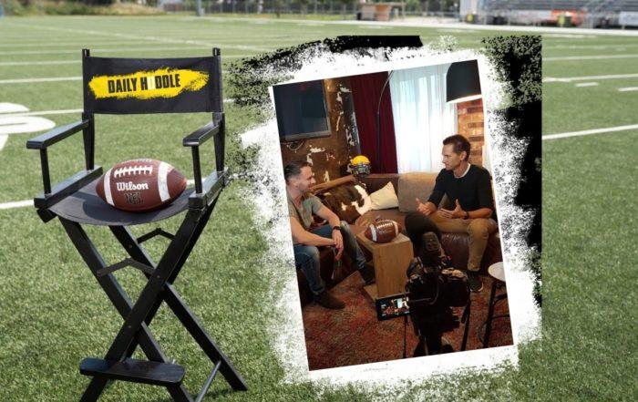 NFL Analyse von Phillip Hajszan, Puls4 Sportredakteur
