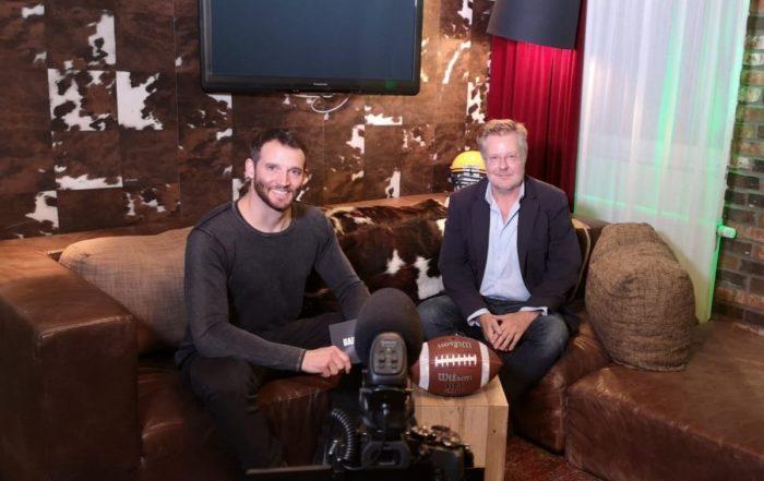 Christoph Seyrl im Talk über Die AFL & NFL