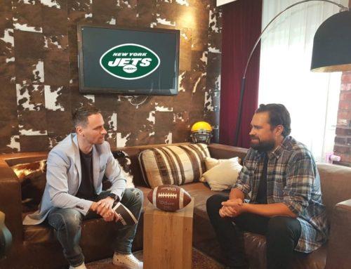 NY Jets im Visier: NFL Talk mit Bernhard Kastler