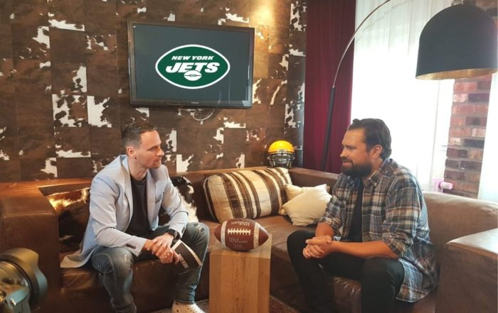 NFL Talk über die New York Jets