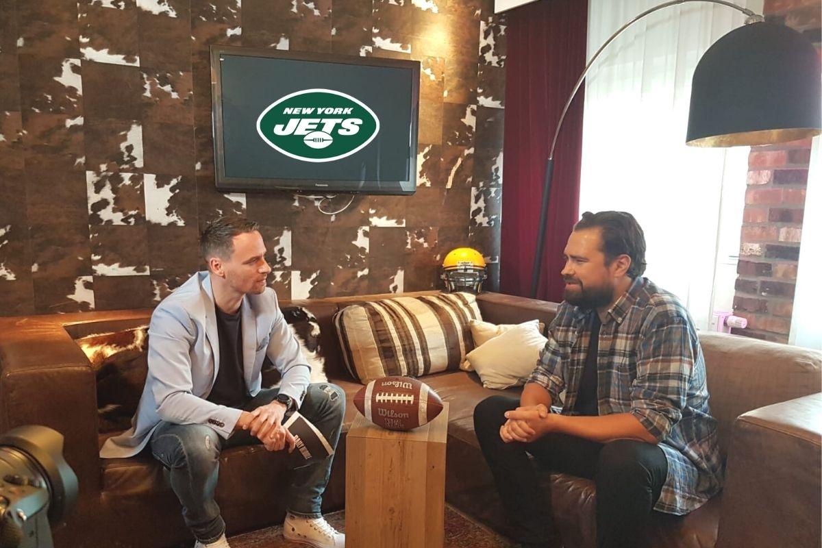 NFL Talk über die New York Jets