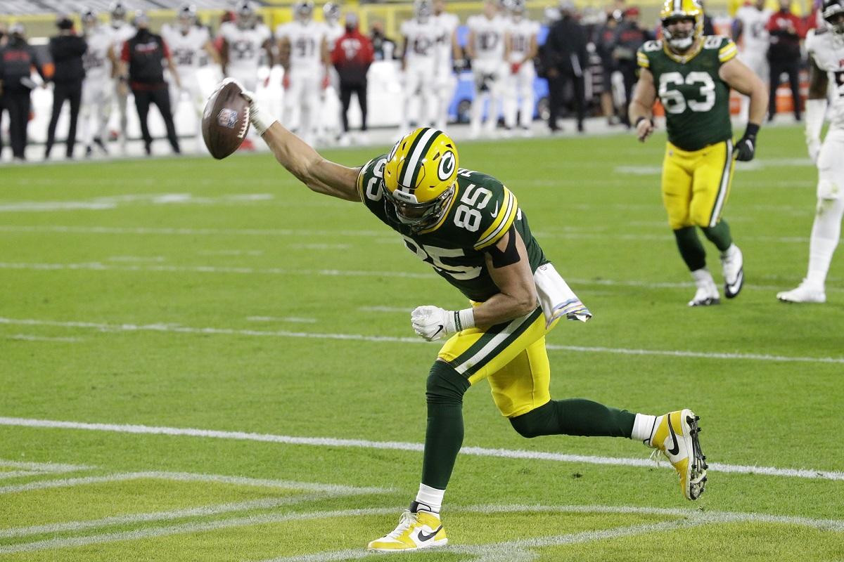 Die Packers starten mit dem Sieg über die Falcons mit 4-0 in die Saison