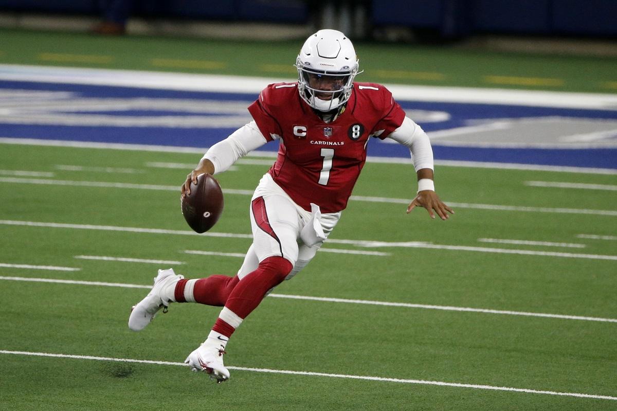 Kyler Murray besiegt mit seinen Cardinals die Cowboys