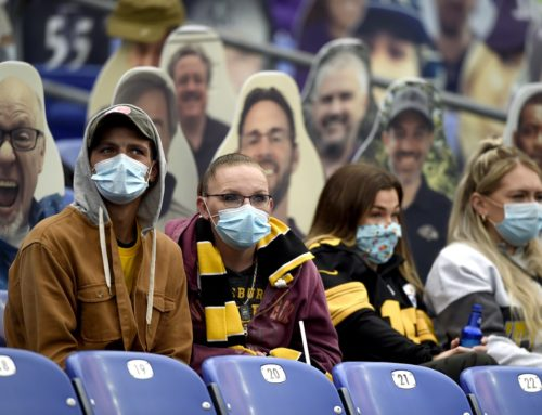 Steelers vs. Ravens auf Sonntag verschoben