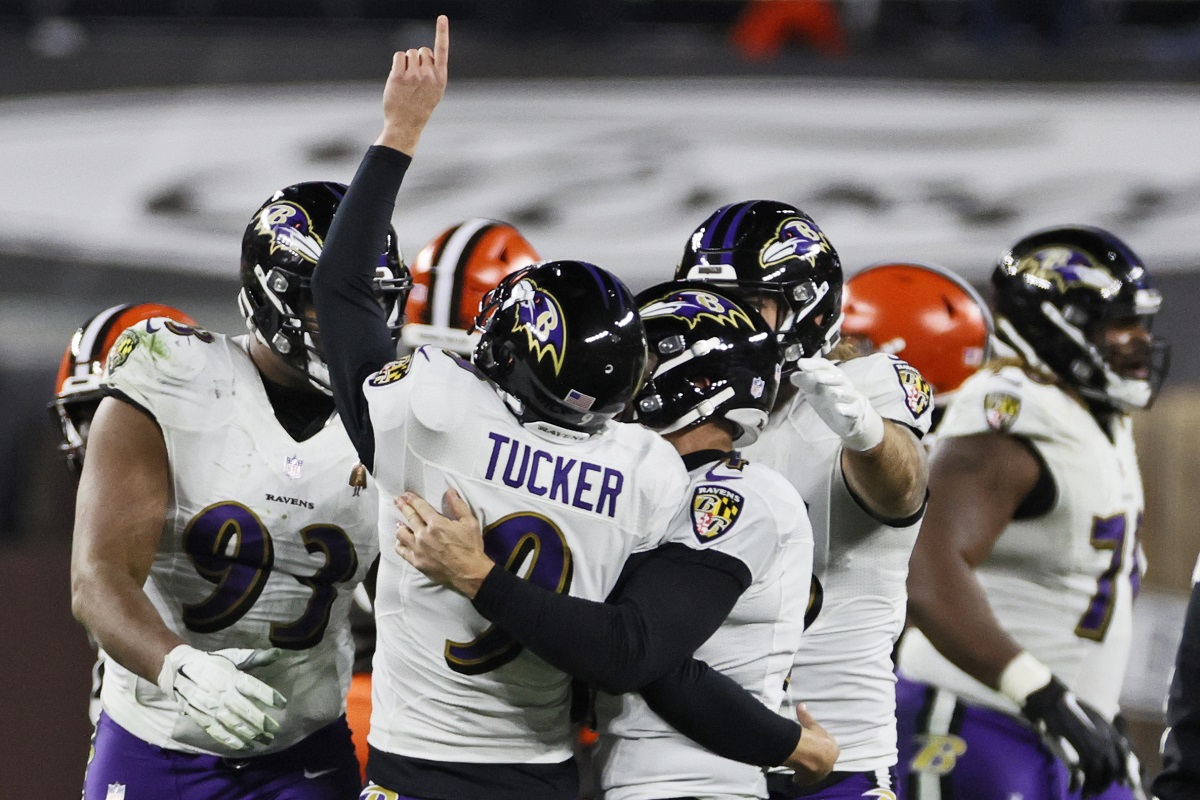 Ravens bezwing die Browns im Division-Duell