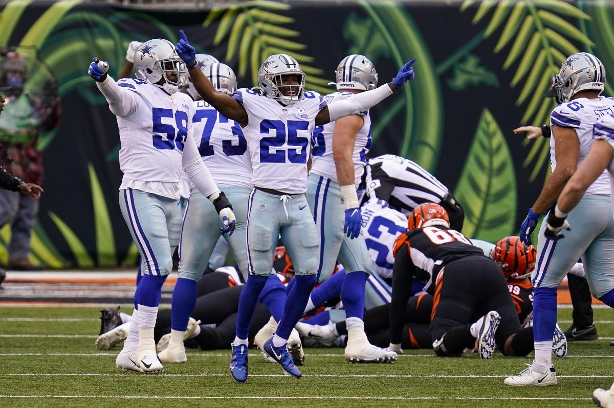 Dallas Cowboys letzte Playoff-Hoffnung