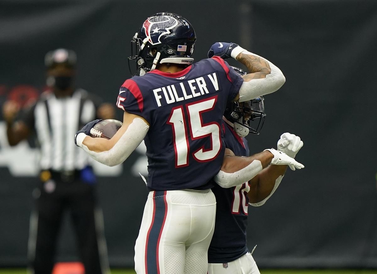 Will Fuller wird von der NFL suspendiert