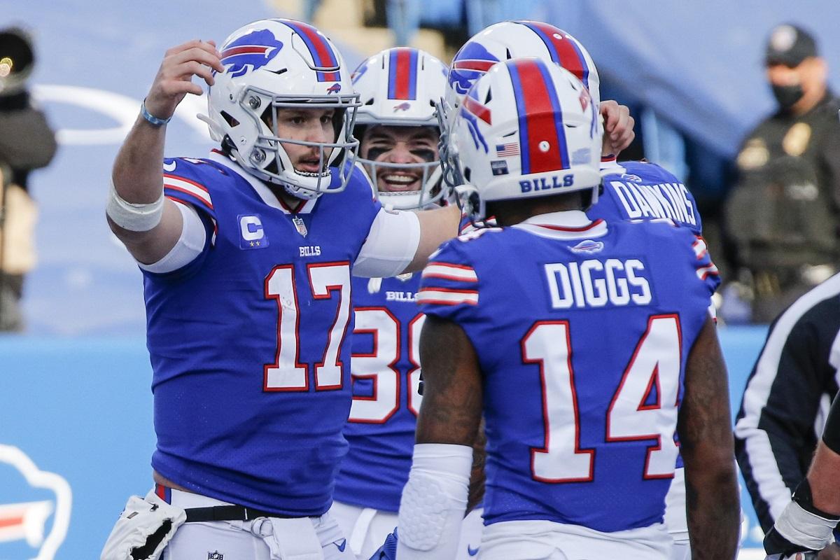 Bills bezwingen Colts