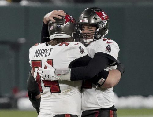 Brady und seine Bucs ziehen in den Super Bowl