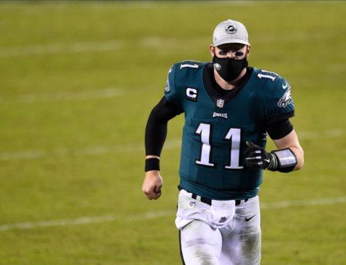 Eagles traden Carson Wentz zu den Colts