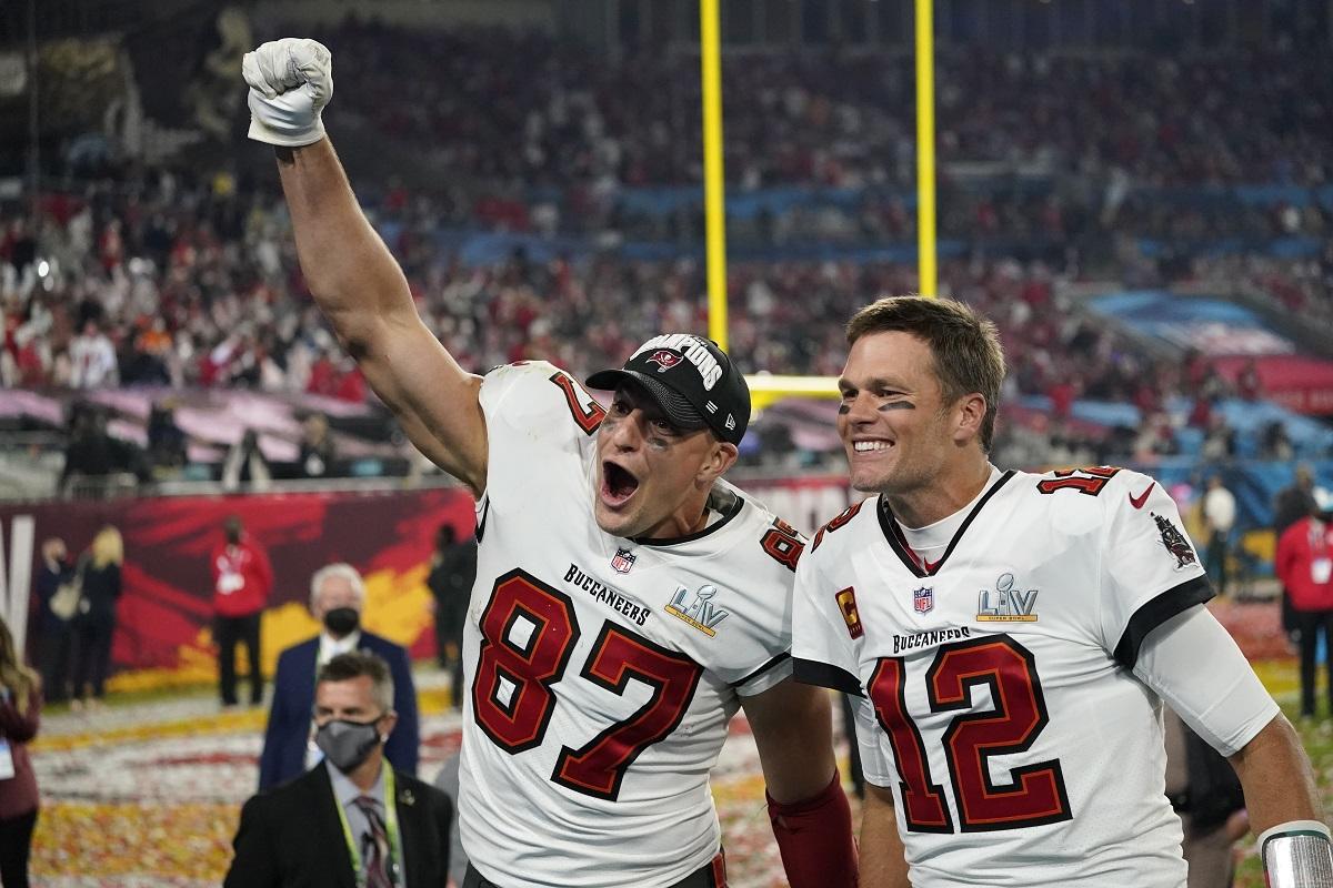 Bucs holen sich Super Bowl Titel