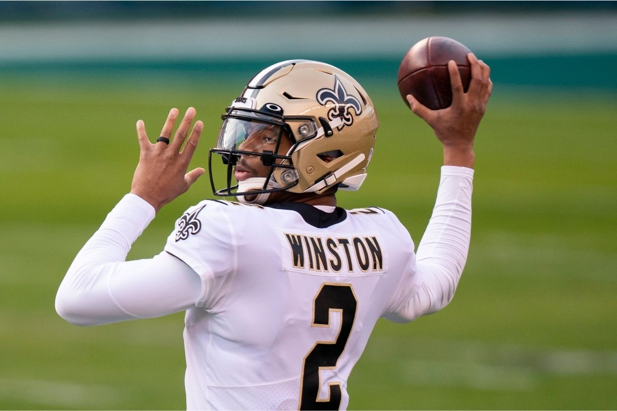 Jameis Winston bleibt bei den Saints