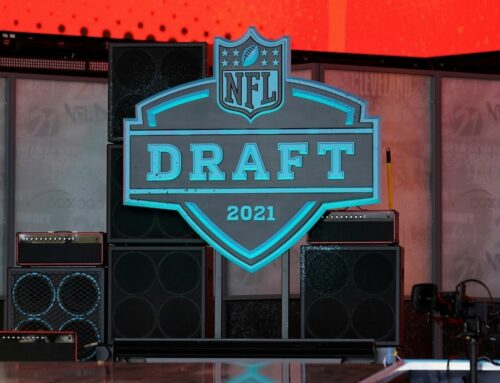 With the First Pick in the 2021 NFL Draft…